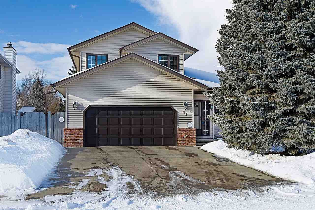 Main Photo: 41 CRAIGAVON Court: Sherwood Park House for sale : MLS®# E4187347