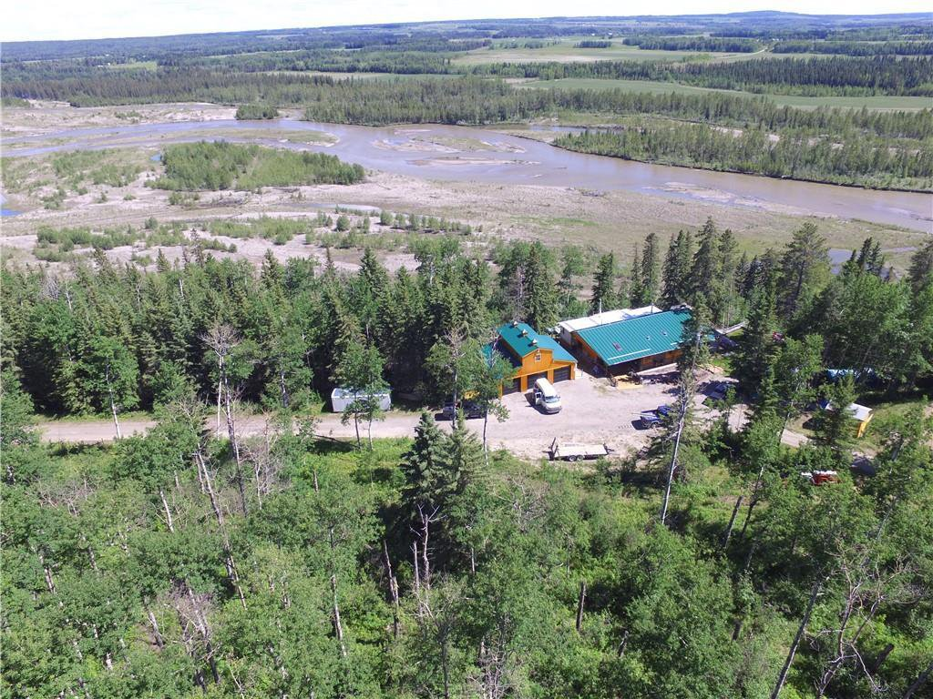Main Photo: 342042  Range Road 44: Rural Clearwater County Detached for sale : MLS®# C4295944