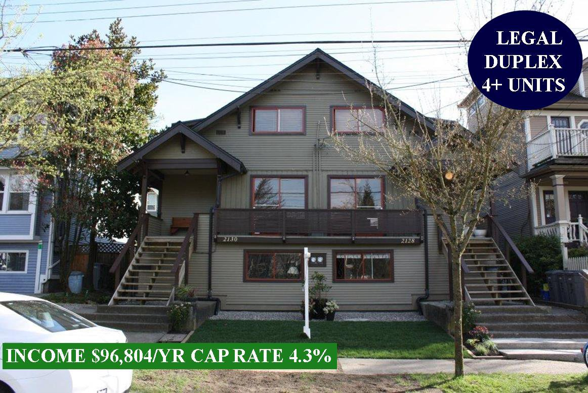 Main Photo: 2128 E PENDER Street in Vancouver: Hastings House for sale (Vancouver East)  : MLS®# R2471140