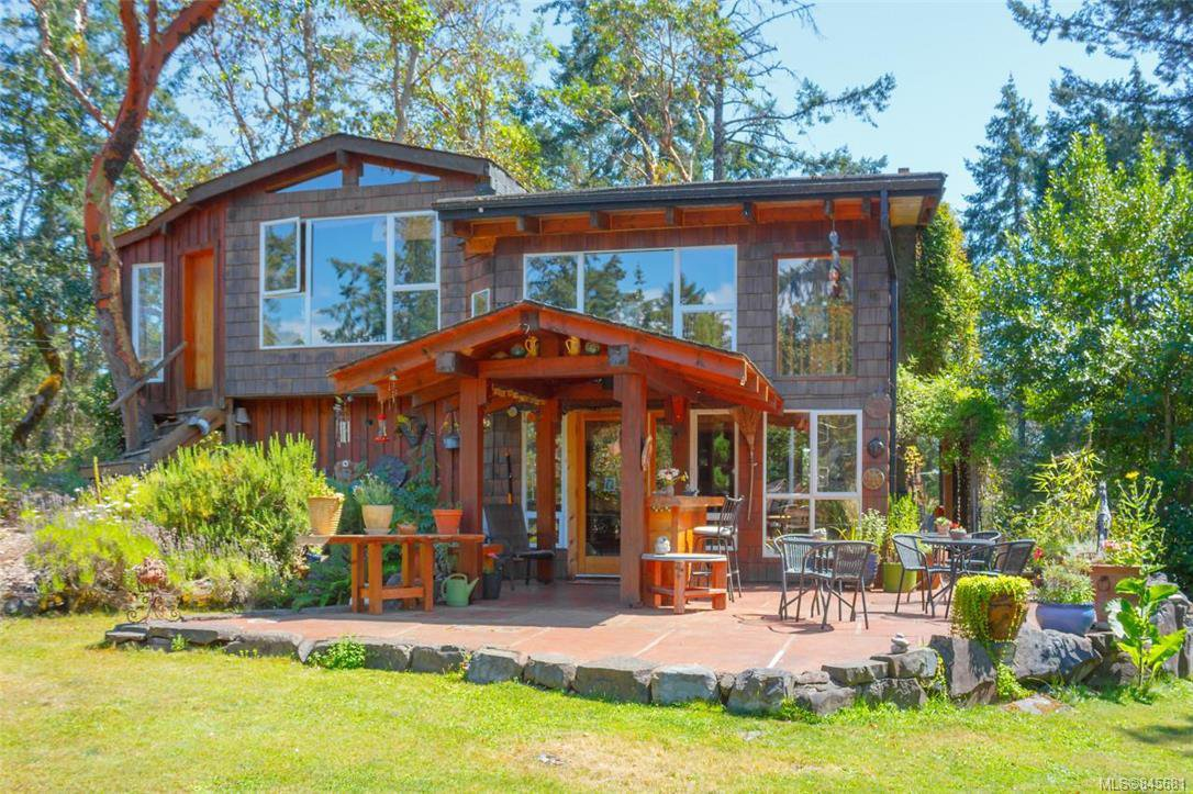 Main Photo: 285 Hector Rd in : SW Interurban House for sale (Saanich West)  : MLS®# 845681