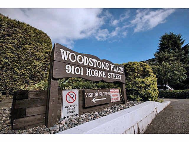 Main Photo: 105 9101 HORNE Street in Burnaby: Government Road Condo for sale (Burnaby North)  : MLS®# R2494853
