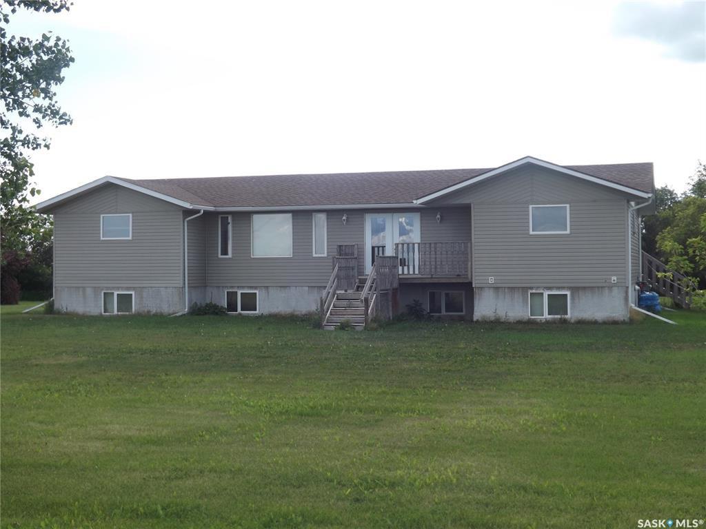 Main Photo: Haggerstone Acreage in Coalfields: Residential for sale (Coalfields Rm No. 4)  : MLS®# SK836190