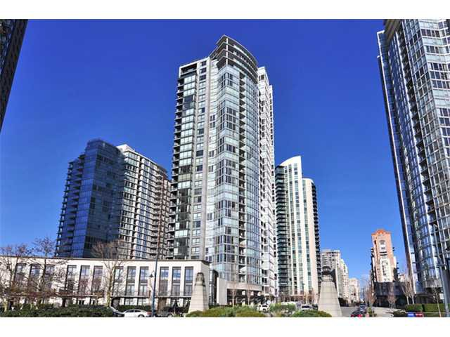 "Main Photo: 505 1495 RICHARDS Street in Vancouver: False Creek North Condo for sale in ""AZURA TWO"" (Vancouver West)  : MLS®# V870197"