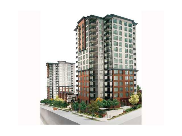 "Photo 1: Photos: 608 813 AGNES Street in New Westminster: Downtown NW Condo for sale in ""NEWS"" : MLS®# V892925"