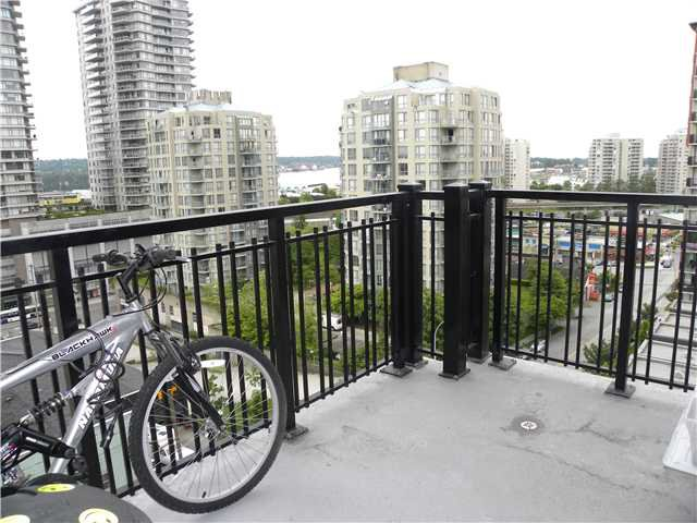 "Photo 8: Photos: 608 813 AGNES Street in New Westminster: Downtown NW Condo for sale in ""NEWS"" : MLS®# V892925"
