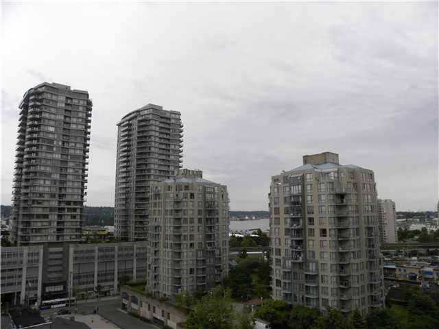 "Photo 2: Photos: 608 813 AGNES Street in New Westminster: Downtown NW Condo for sale in ""NEWS"" : MLS®# V892925"