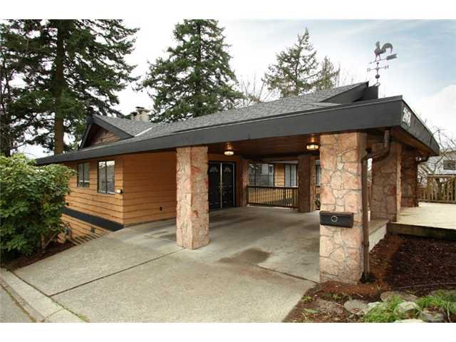 Main Photo: 2064 CONCORD Avenue in Coquitlam: Cape Horn House for sale : MLS®# V938475