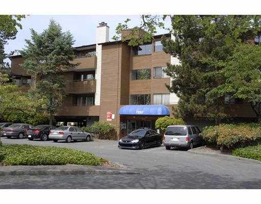 """Main Photo: 243 7293 MOFFATT RD in Richmond: Brighouse South Condo for sale in """"DORCHESTER CIRCLE"""" : MLS®# V591635"""