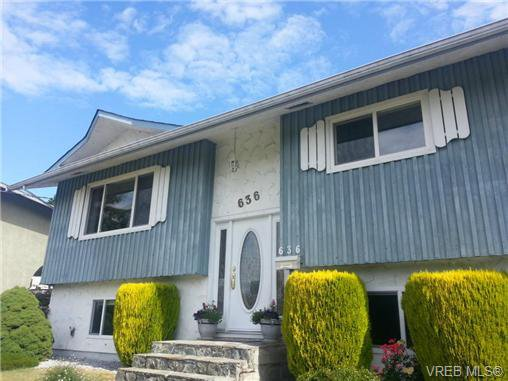 Main Photo: 636 Baltic Pl in VICTORIA: SW Glanford Single Family Detached for sale (Saanich West)  : MLS®# 655993