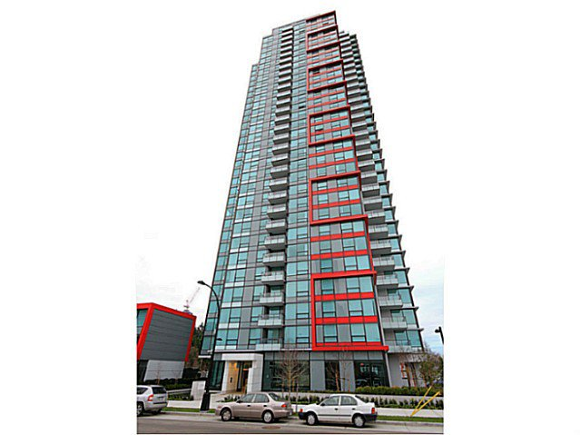 "Main Photo: 2207 6658 DOW Avenue in Burnaby: Metrotown Condo for sale in ""MODA"" (Burnaby South)  : MLS®# V1101566"
