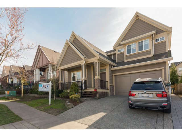 "Main Photo: 18356 67TH Avenue in Surrey: Cloverdale BC House for sale in ""Cloverdale"" (Cloverdale)  : MLS®# F1433972"