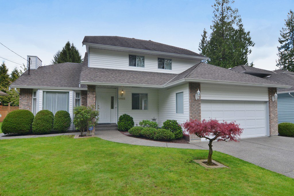 Main Photo: 4866 196TH Street in Langley: Langley City House for sale : MLS®# F1438957