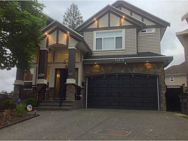 Main Photo: 14878 71 Avenue in Surrey: East Newton House for sale : MLS®# F1441122