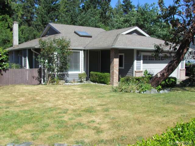 Main Photo: 254 Emery Way in NANAIMO: Na University District House for sale (Nanaimo)  : MLS®# 705059