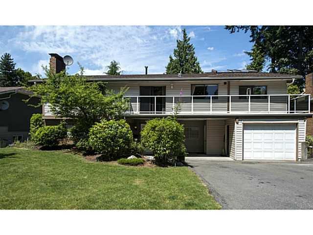 Main Photo: 2707 DAYBREAK AV in : Ranch Park House for sale : MLS®# V1024243