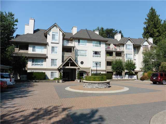 Main Photo: 114 1242 TOWN CENTRE Boulevard in Coquitlam: Canyon Springs Condo for sale : MLS®# V1139688