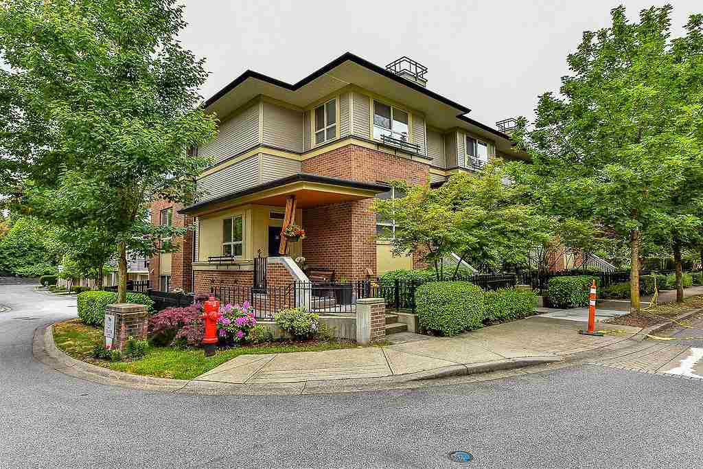 "Main Photo: 26 100 KLAHANIE Drive in Port Moody: Port Moody Centre Townhouse for sale in ""INDIGO"" : MLS®# R2089601"