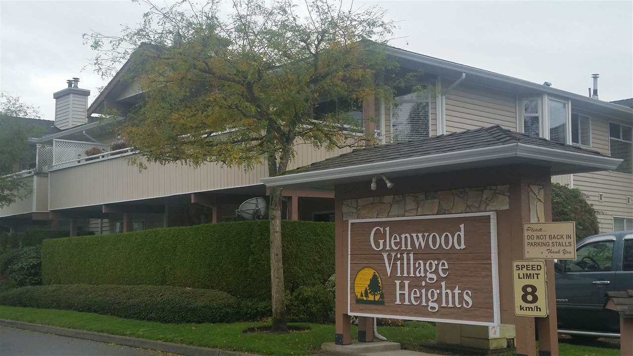 "Main Photo: 108 6875 121ST Street in Surrey: West Newton Townhouse for sale in ""glenwood village heights"" : MLS®# R2117463"