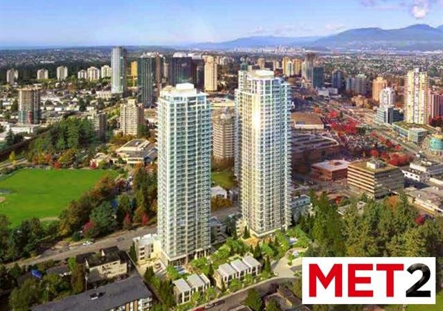 """Main Photo: 907 6538 NELSON Avenue in Burnaby: Metrotown Condo for sale in """"MET2"""" (Burnaby South)  : MLS®# R2185623"""