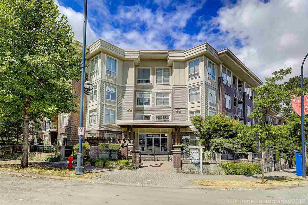 "Main Photo: 206 13555 GATEWAY Drive in Surrey: Whalley Condo for sale in ""EVO"" (North Surrey)  : MLS®# R2188643"