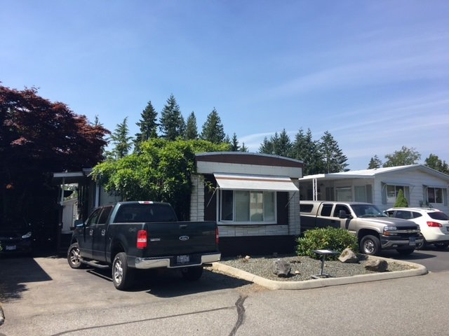 "Main Photo: 179 3665 244 Street in Langley: Otter District Manufactured Home for sale in ""LANGLEY GROVE ESTATES"" : MLS®# R2189678"