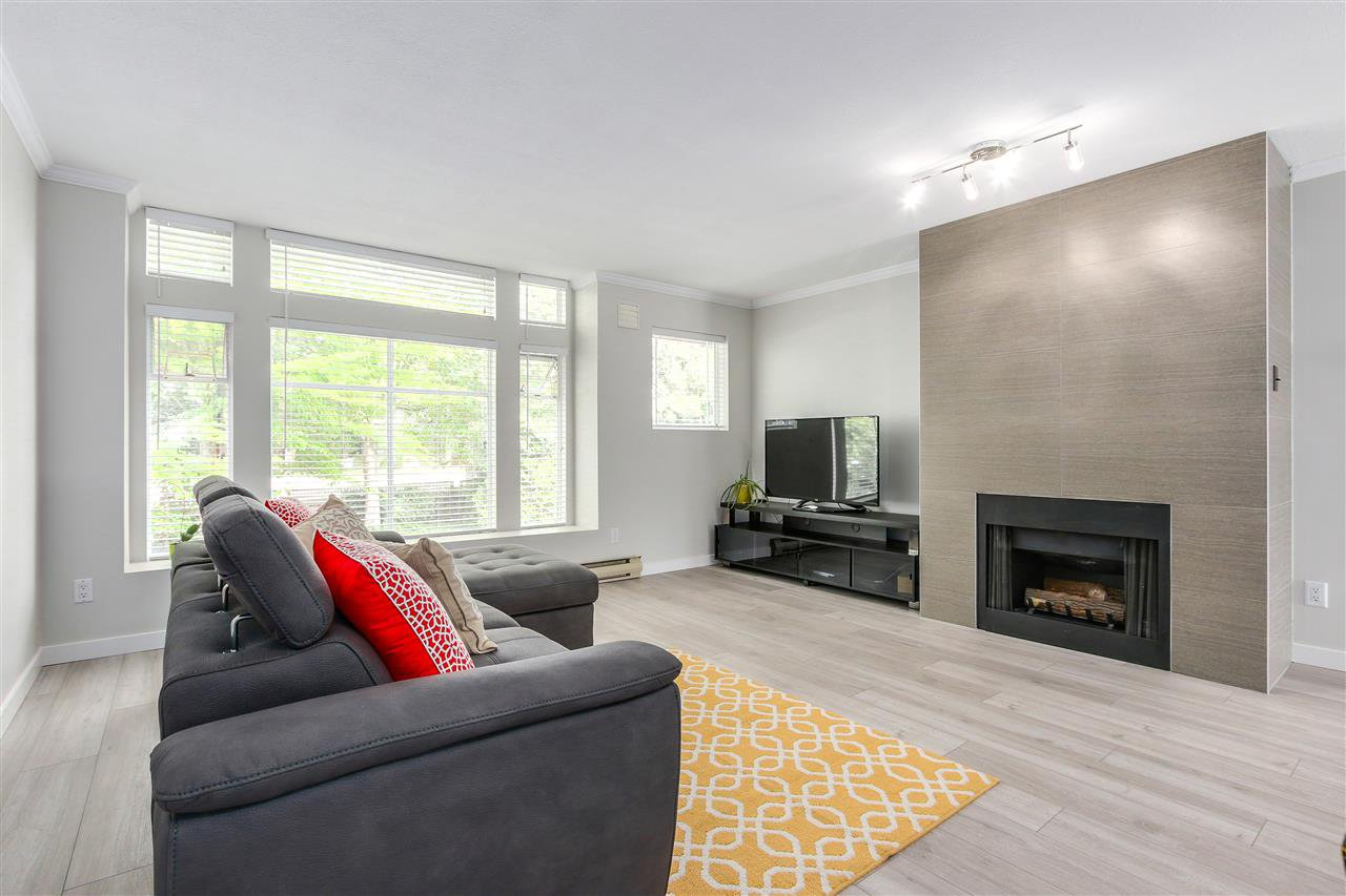 """Main Photo: 158 100 LAVAL Street in Coquitlam: Maillardville Townhouse for sale in """"PLACE LAVAL"""" : MLS®# R2195789"""