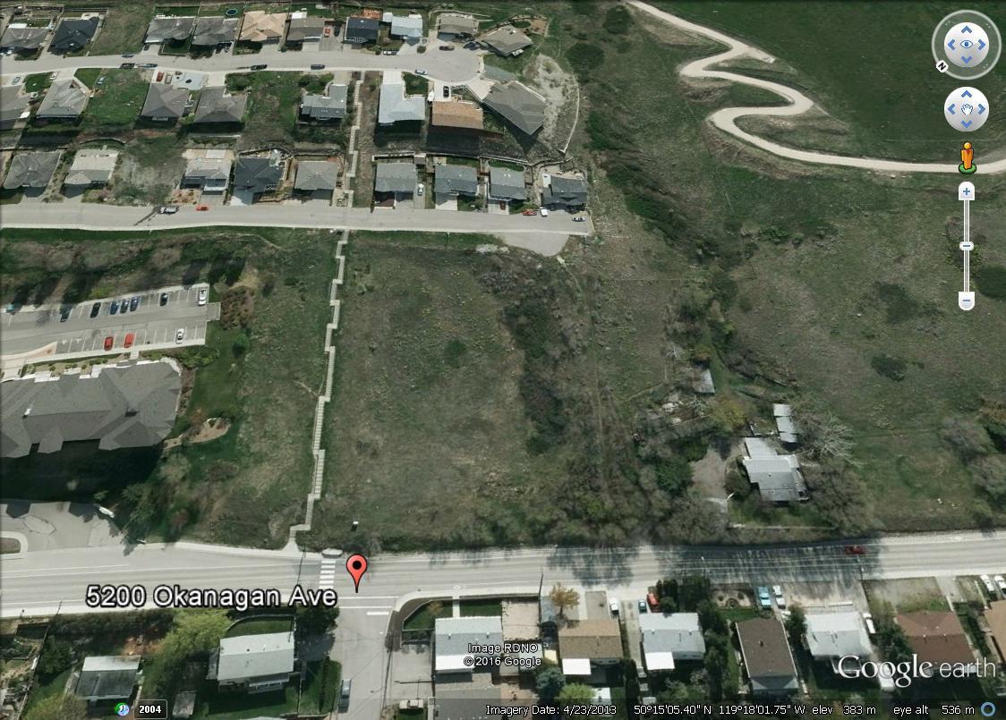 Main Photo: 5200 Okanagan Avenue in Vernon: City of Vernon Vacant Land for sale (North Okanagan)  : MLS®# 10122995