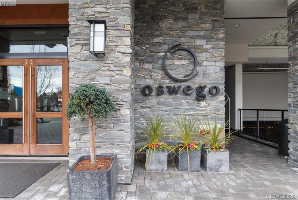 Main Photo: 503 500 Oswego St in VICTORIA: Vi James Bay Condo for sale (Victoria)  : MLS®# 782448