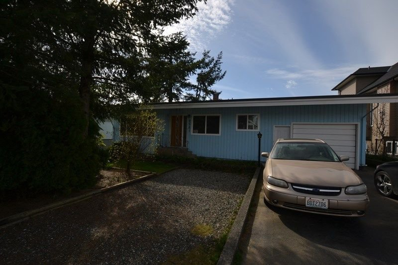 Main Photo: 2581 MINTER Street in Abbotsford: Abbotsford West House for sale : MLS®# R2251773
