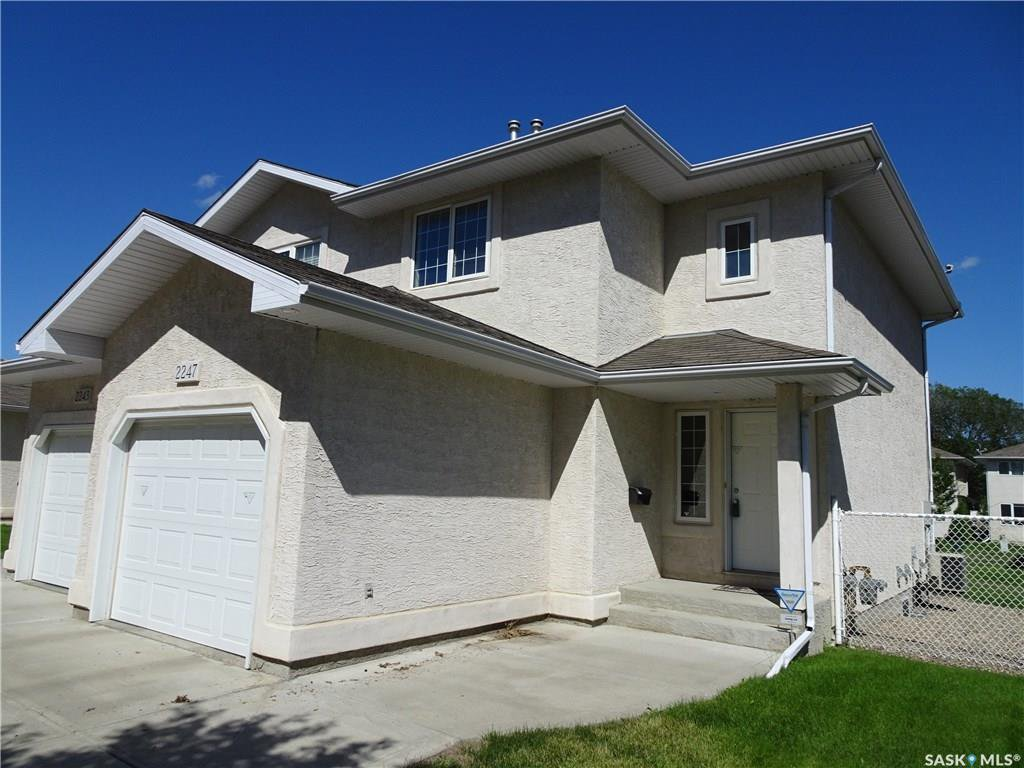 Main Photo: 2247 Wallace Street in Regina: Broders Annex Residential for sale : MLS®# SK741295