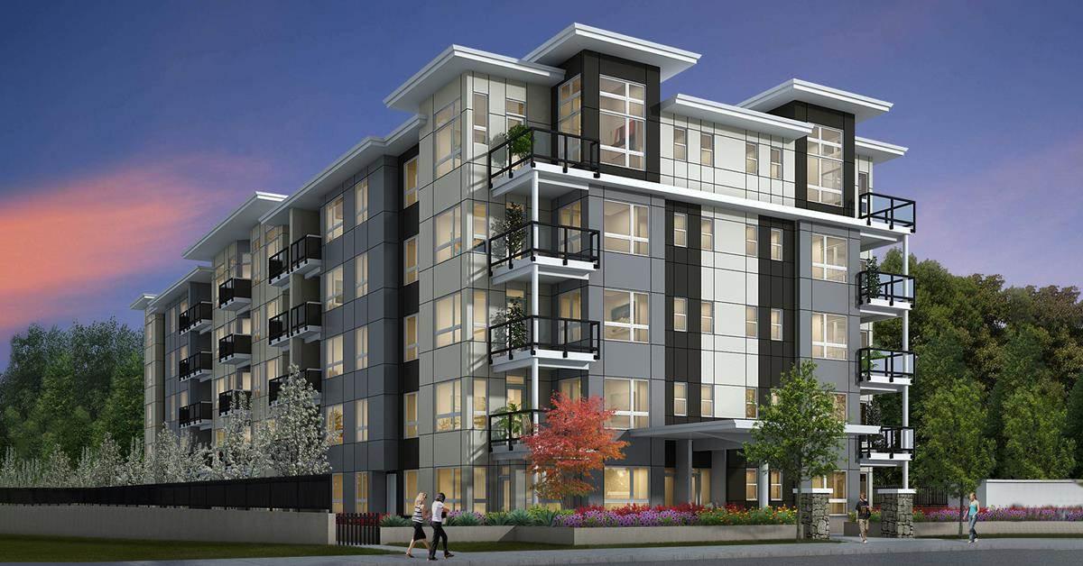 """Main Photo: 210 22315 122 Avenue in Maple Ridge: East Central Condo for sale in """"The Emerson"""" : MLS®# R2292300"""