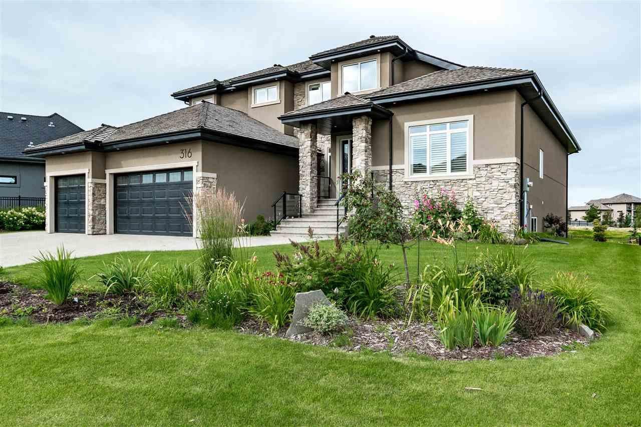Main Photo: 316 52327 Range Road 233: Rural Strathcona County House for sale : MLS®# E4143246