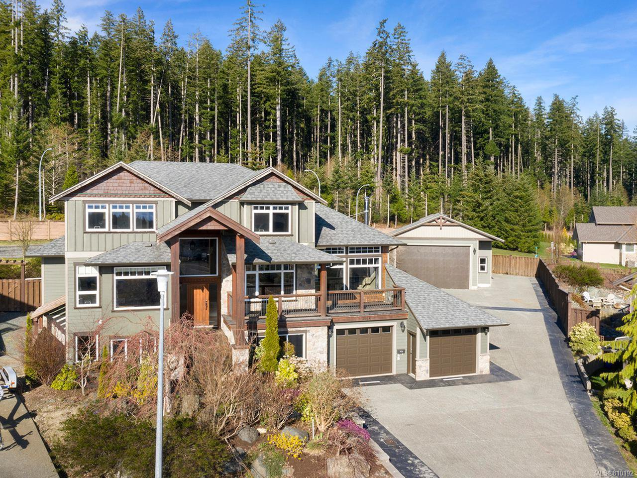 Main Photo: 2018 Holm Pl in CAMPBELL RIVER: CR Willow Point House for sale (Campbell River)  : MLS®# 810192