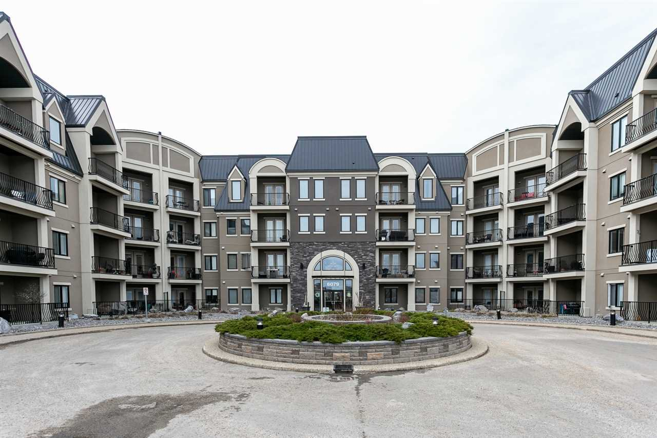 Main Photo: 148 6079 MAYNARD Way in Edmonton: Zone 14 Condo for sale : MLS®# E4152881