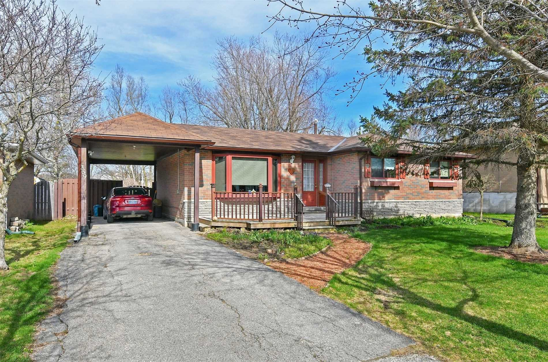 Main Photo: 359 S Jelly Street: Shelburne House (Bungalow) for sale : MLS®# X4446220