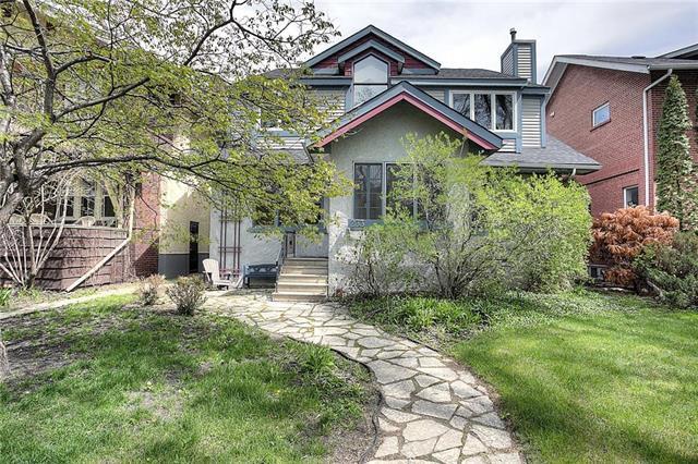 Main Photo: 233 Garfield Street in Winnipeg: Wolseley Single Family Detached for sale (5B)  : MLS®# 1913403