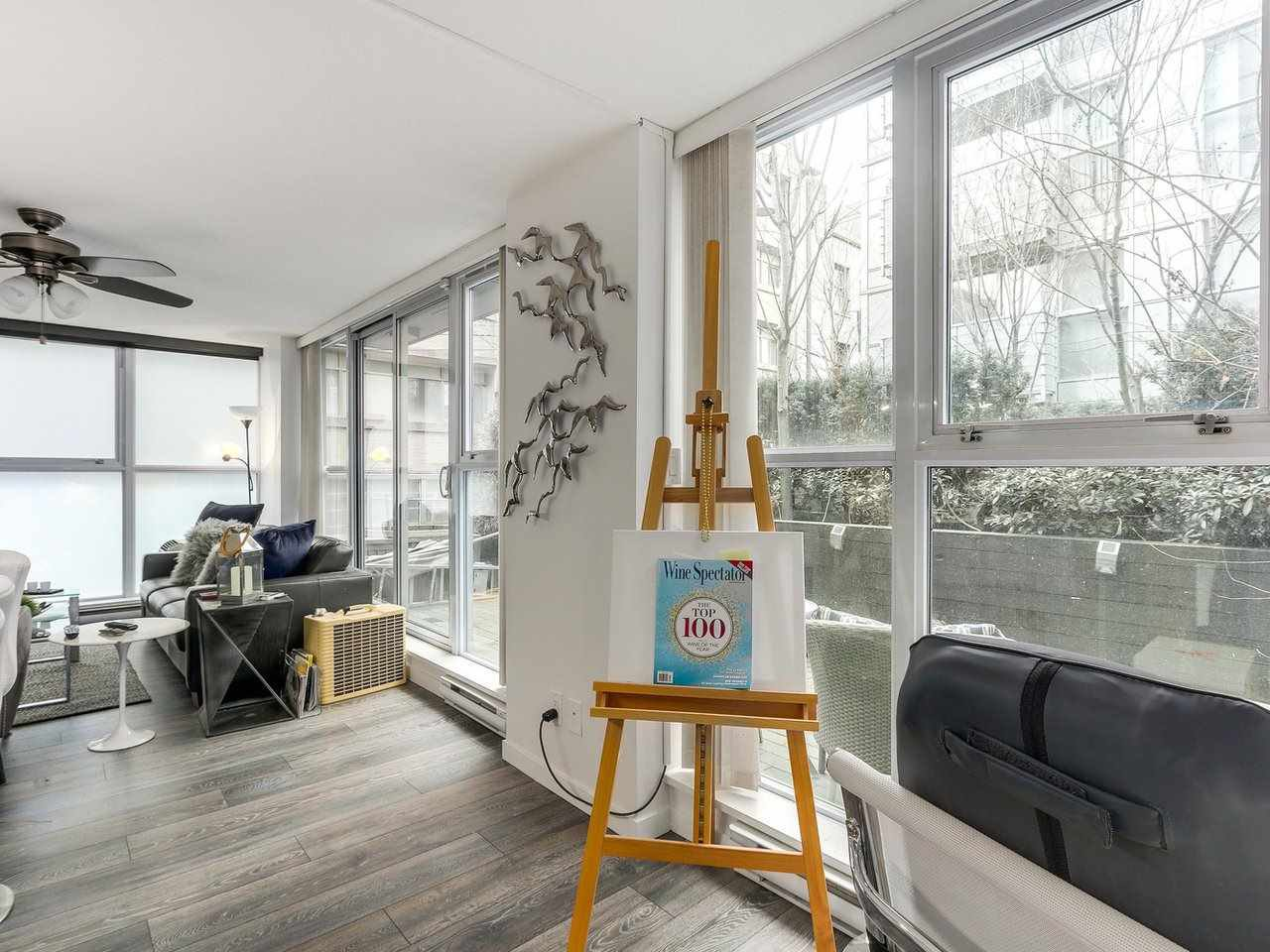 Photo 3: Photos: 217 168 POWELL Street in Vancouver: Downtown VE Condo for sale (Vancouver East)  : MLS®# R2386644