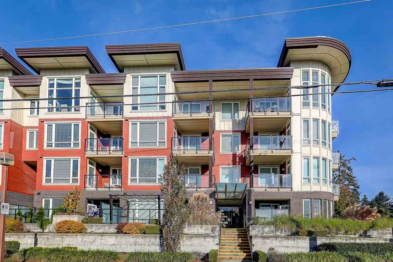 "Main Photo: 202 1188 JOHNSON Street in Coquitlam: Eagle Ridge CQ Condo for sale in ""MAYA"" : MLS®# R2418305"