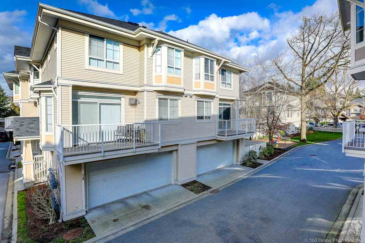"""Main Photo: 32 9079 JONES Road in Richmond: McLennan North Townhouse for sale in """"THE PAVILIONS"""" : MLS®# R2435883"""