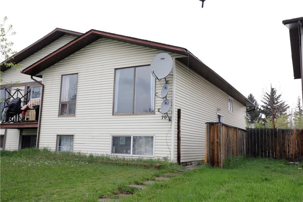 Main Photo: 70 FALCONRIDGE Close NE in Calgary: Falconridge Semi Detached for sale : MLS®# C4296980