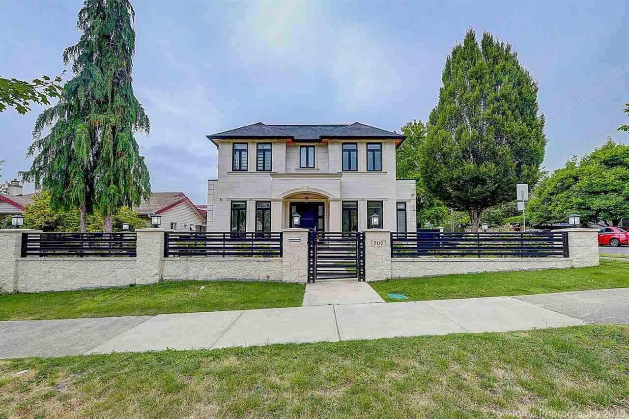 Main Photo: 707 W 28TH Avenue in Vancouver: Cambie House for sale (Vancouver West)  : MLS®# R2472668
