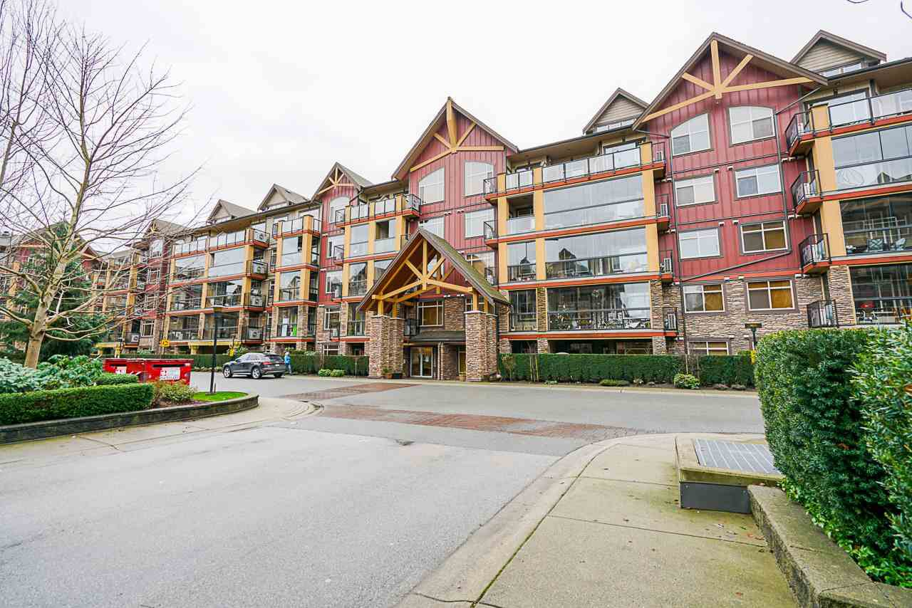 """Main Photo: 332 8288 207A Street in Langley: Willoughby Heights Condo for sale in """"Yorkson - Walnut Ridge 2"""" : MLS®# R2527685"""