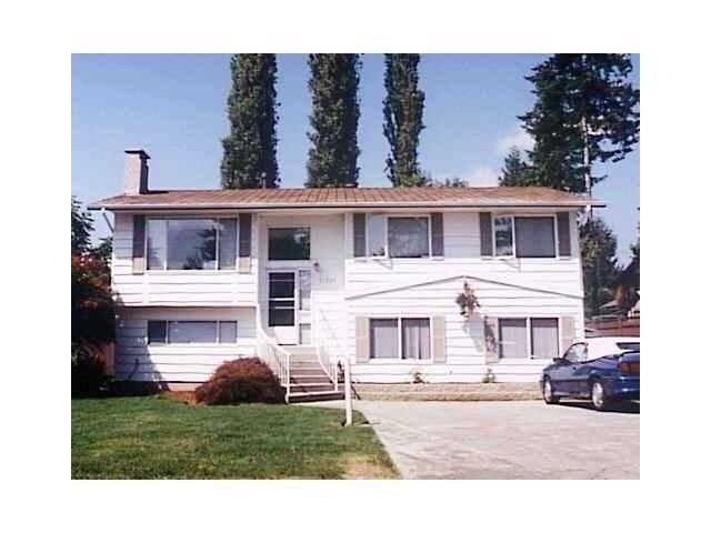 Main Photo: 21227 COOK AV in Maple Ridge: Southwest Maple Ridge House for sale : MLS®# V988051