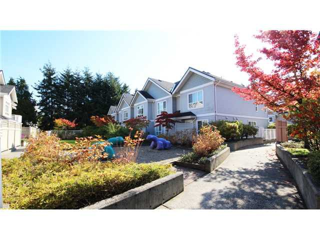 Main Photo: 29 6670 RUMBLE Street in Burnaby: South Slope Townhouse for sale (Burnaby South)  : MLS®# V1031758
