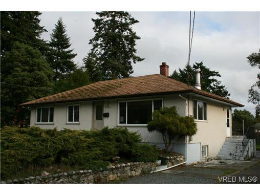Main Photo: 3083 Volmer Rd in VICTORIA: Co Hatley Park House for sale (Colwood)  : MLS®# 656109
