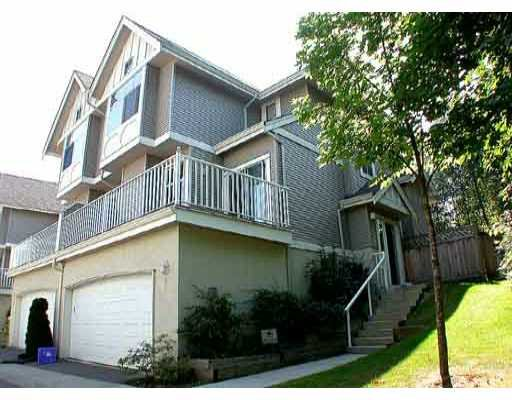 Main Photo: # 45 7488 MULBERRY PL in : The Crest Townhouse for sale (Burnaby East)  : MLS®# V305529