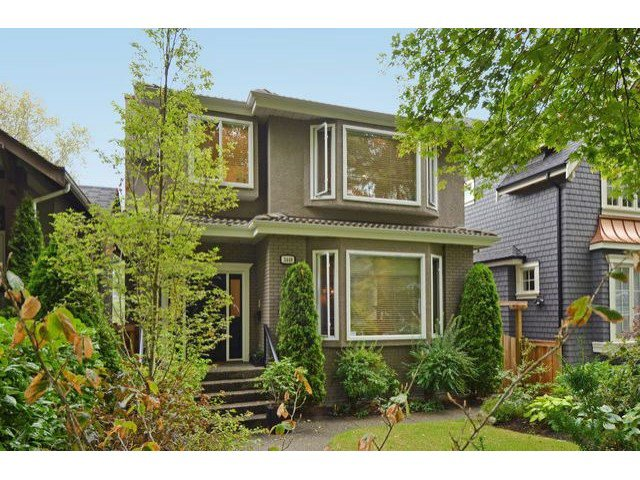 "Main Photo: 3449 W 20TH Avenue in Vancouver: Dunbar House for sale in ""DUNBAR"" (Vancouver West)  : MLS®# V1137857"