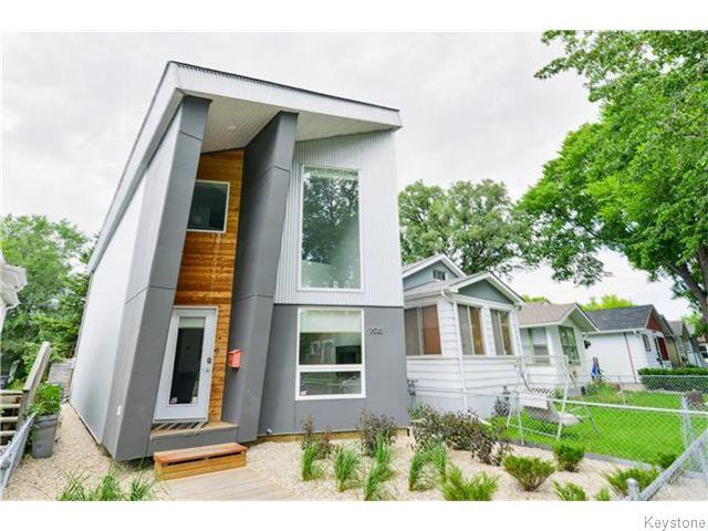 Main Photo: 703 Walker Avenue in Winnipeg: Fort Rouge Residential for sale (1Aw)  : MLS®# 1622099