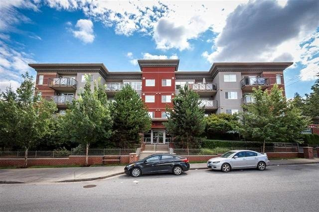 """Main Photo: 307 3240 ST JOHNS Street in Port Moody: Port Moody Centre Condo for sale in """"THE SQUARE"""" : MLS®# R2168611"""
