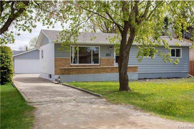 Main Photo: 709 Municipal Road in Winnipeg: Residential for sale (1G)  : MLS®# 1713154